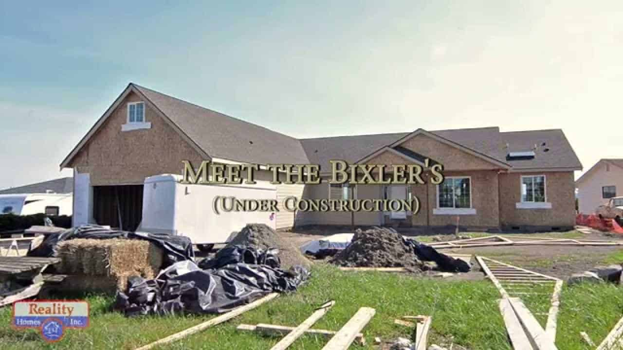 Mr. Bixler's shares his Reality Homes experience during construction of his custom home.