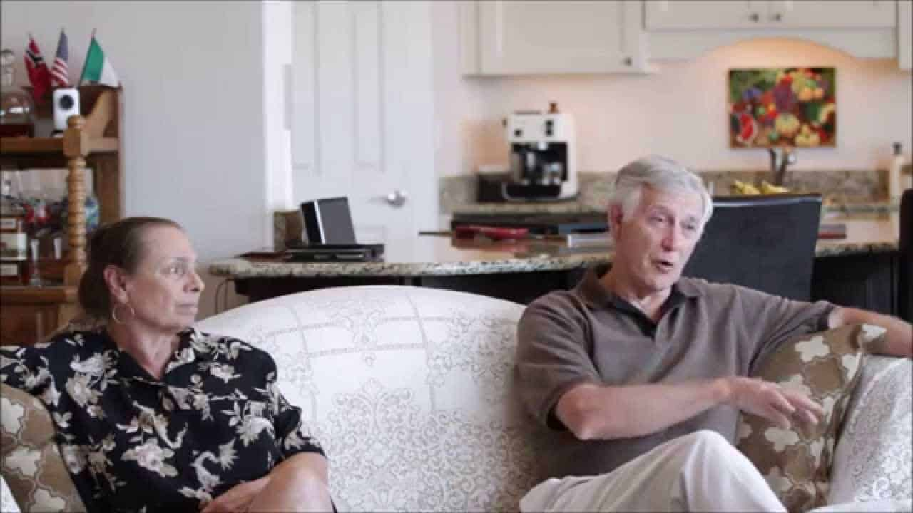 The Bixler's share their experience building their home with Reality Homes.